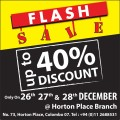 Joy of Gifting - Flash Sale - Horton Place Branch