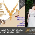 Bridal Jewellery Promotion