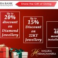 Spend less and receive more Pan Asia Bank credit cards